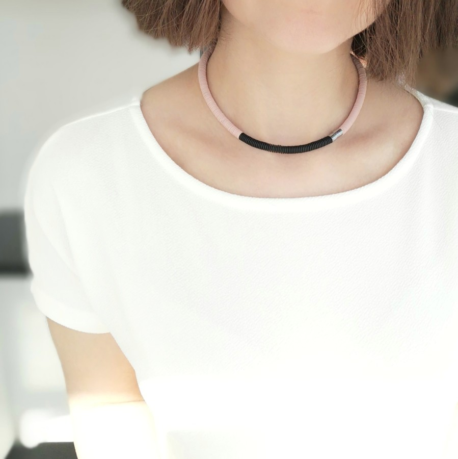 114 | Necklace ROSA